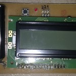 Transistortester vollständig montiert, Front