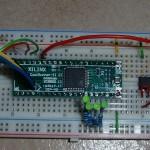 Ein Blick auf den Reset Glitch im DIL-Format mit dem CPLD